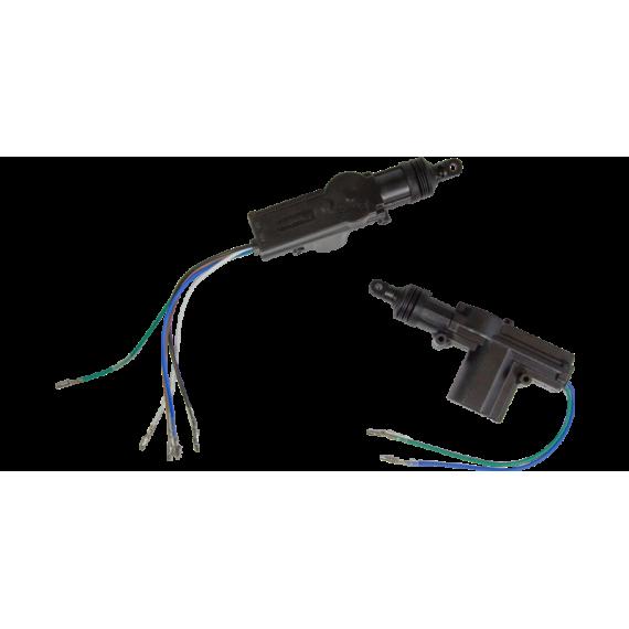 Kit de Travas Eletricas 2 Portas Universal