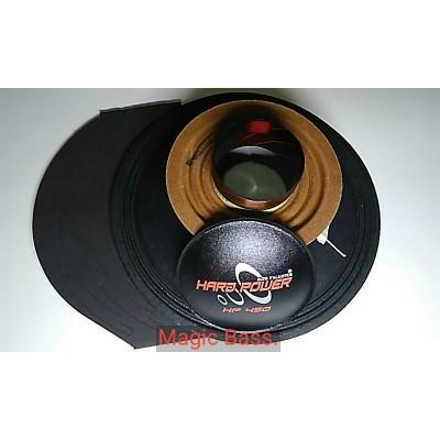 Kit Reparo Original Hard Power 12 polegadas 450 rms 4 ohms