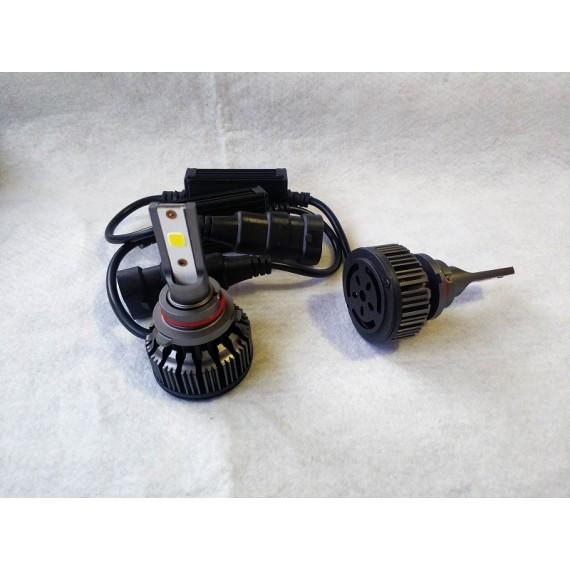 lampadas de led hb4 turbo 9000 lumens