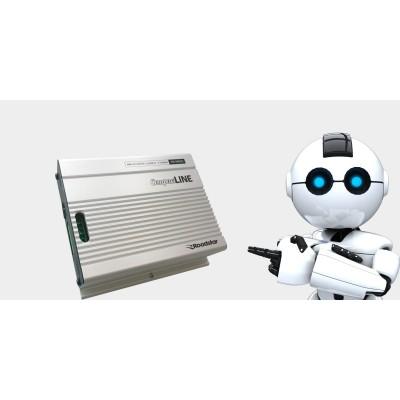 Modulo Amplificador Roadstar Rs465Dc 4 Canais