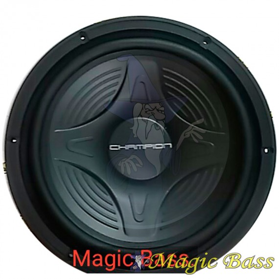 """Sub Woofer 12"""" 150 rms Champion"""