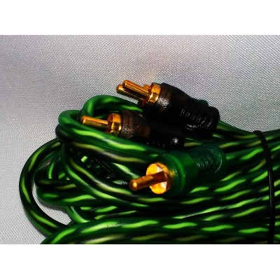 CABO SERIES 200 PRO - RCA 5,00M TECHNOISE