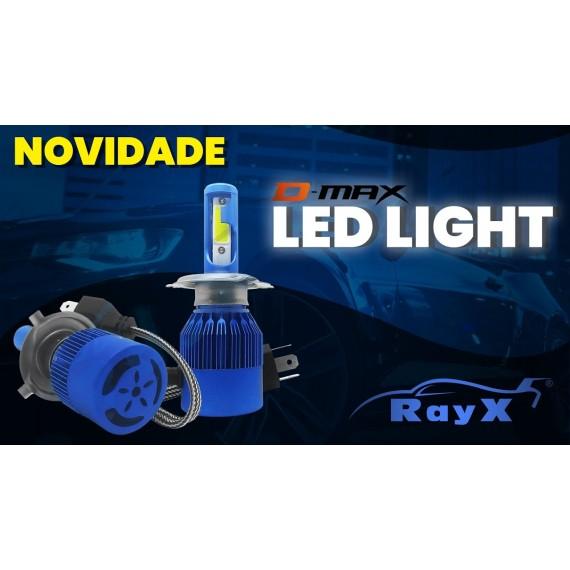 Lampadas de led H11  light 6400 lumens